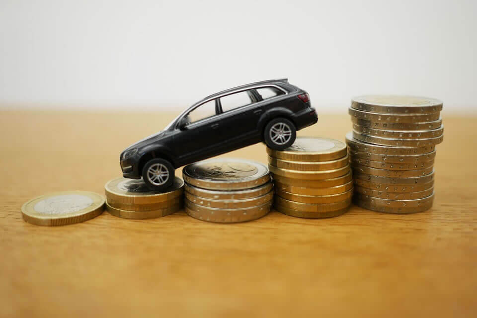An image illustrating auto financing/refinancing